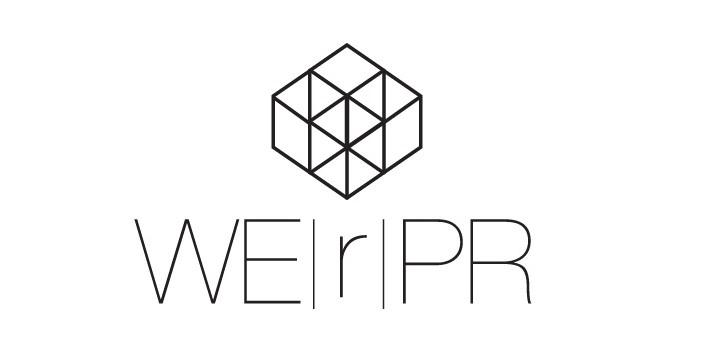 WE.r.PR izabrao logo