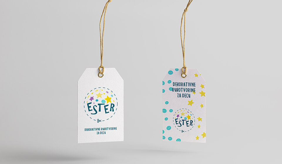 Uspešno realizovan projekat dizajna logoa za firmu Ester (VIDEO)