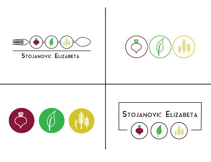 pobedničko rešenje logoa nutricionista