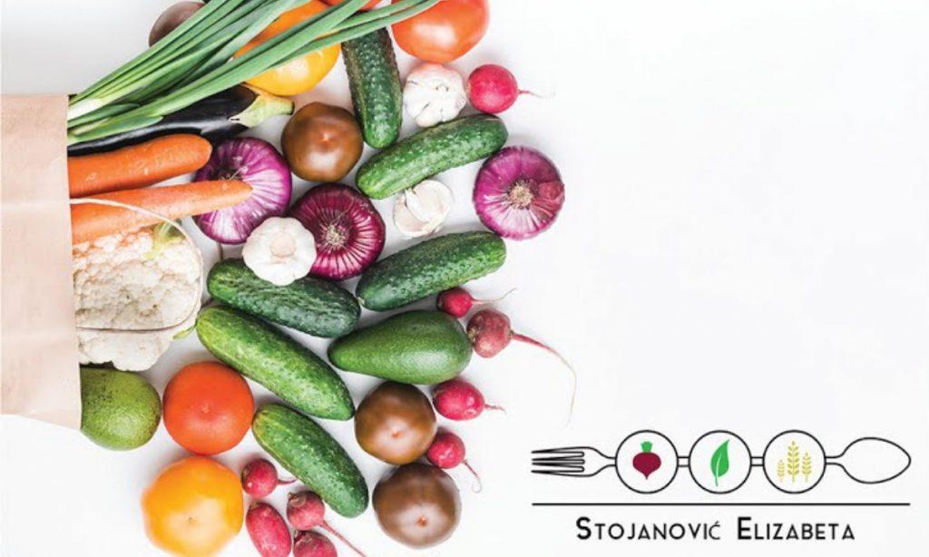 Izabrano pobedničko rešenje logoa za klijenta strukovnog nutricionistu