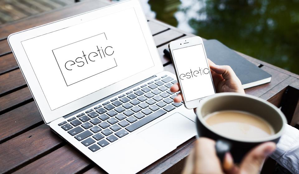 Estetic.rs izabrao svoj logo