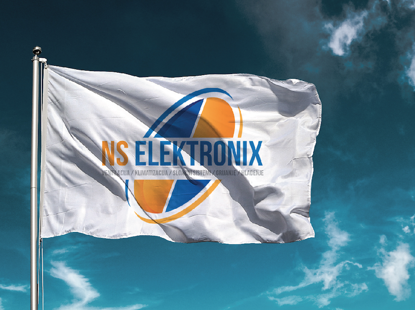 NS Elektronix odabrao logo