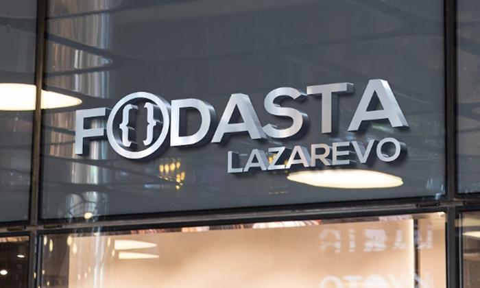 Izabran logo za firmu Fodasta Lazarevo