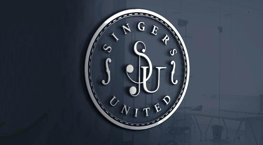 """Izabran logo za pevačko društvo """"Singers United"""""""