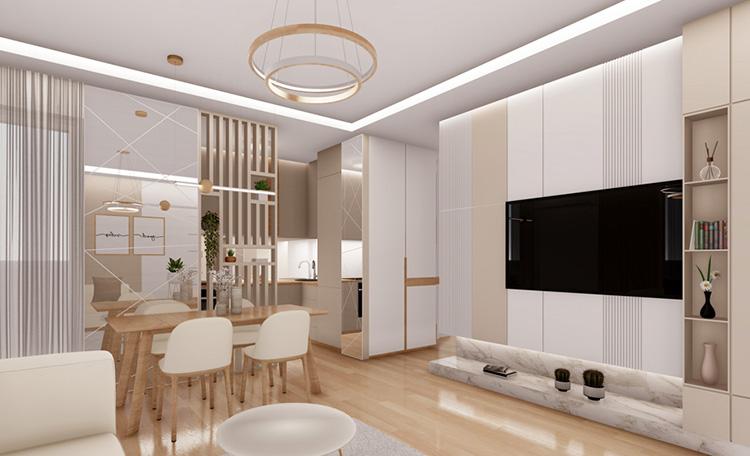 Objava pobednika za projekat dizajniranja enterijera stana od 54 m2