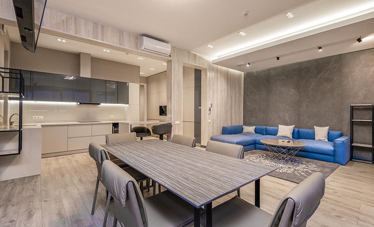 Najbolja rešenja za dizajn enterijera stana od 54 m2