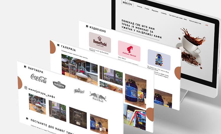 """Objava pobednika za projekat kreiranja sajta za """"Minijaturu"""""""
